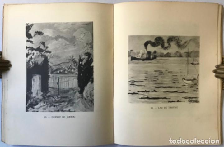 Libros antiguos: EXPOSITION CUNO AMIET. Ouverte du Ier au 18 Mars 1932. - [Catálogo.] - Foto 5 - 123264627
