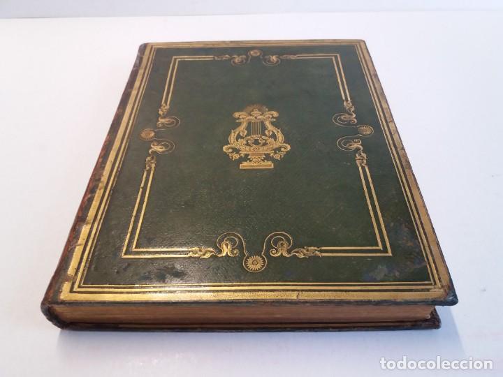 Libros antiguos: 2 FABULOSOS LIBROS LOS TRABAJOS DE WILLIAM HOGARTH MARAVILLOSA ENCUADERNACION GRABADOS 190 AÑOS - Foto 2 - 230632690