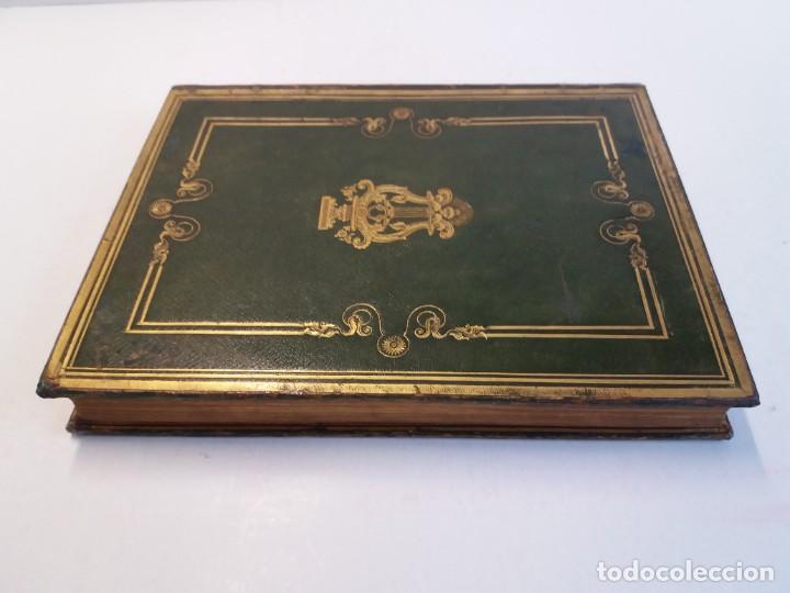 Libros antiguos: 2 FABULOSOS LIBROS LOS TRABAJOS DE WILLIAM HOGARTH MARAVILLOSA ENCUADERNACION GRABADOS 190 AÑOS - Foto 3 - 230632690