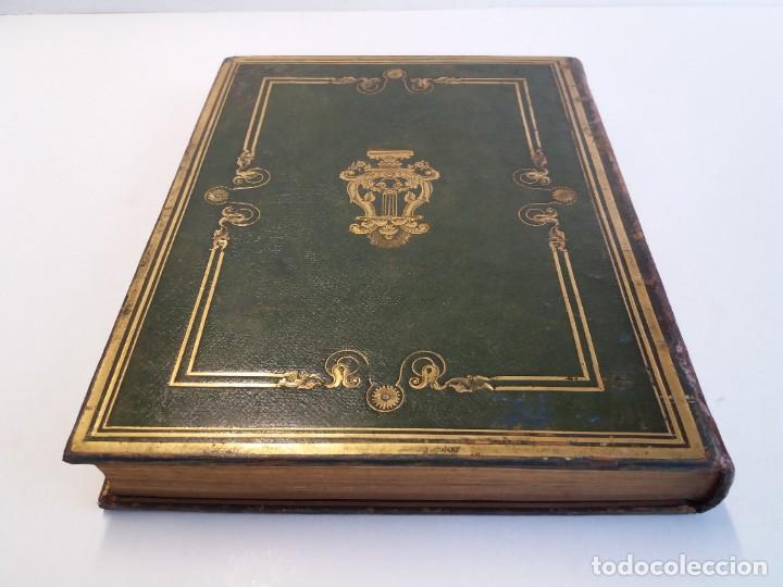 Libros antiguos: 2 FABULOSOS LIBROS LOS TRABAJOS DE WILLIAM HOGARTH MARAVILLOSA ENCUADERNACION GRABADOS 190 AÑOS - Foto 4 - 230632690