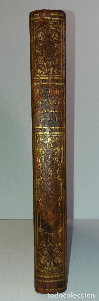 Libros antiguos: 2 FABULOSOS LIBROS LOS TRABAJOS DE WILLIAM HOGARTH MARAVILLOSA ENCUADERNACION GRABADOS 190 AÑOS - Foto 6 - 230632690