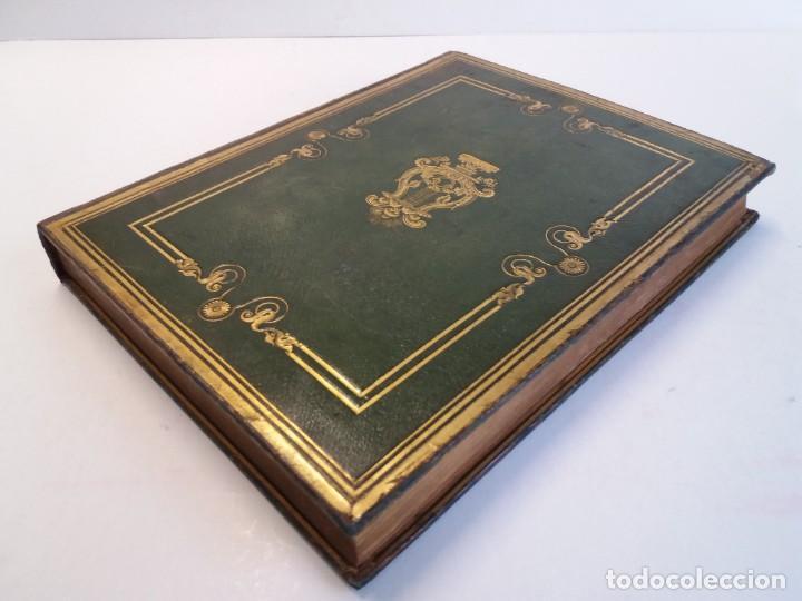 Libros antiguos: 2 FABULOSOS LIBROS LOS TRABAJOS DE WILLIAM HOGARTH MARAVILLOSA ENCUADERNACION GRABADOS 190 AÑOS - Foto 7 - 230632690