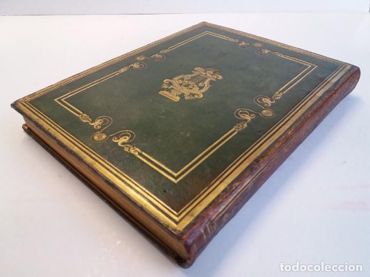 Libros antiguos: 2 FABULOSOS LIBROS LOS TRABAJOS DE WILLIAM HOGARTH MARAVILLOSA ENCUADERNACION GRABADOS 190 AÑOS - Foto 8 - 230632690