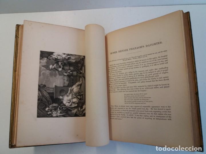 Libros antiguos: 2 FABULOSOS LIBROS LOS TRABAJOS DE WILLIAM HOGARTH MARAVILLOSA ENCUADERNACION GRABADOS 190 AÑOS - Foto 24 - 230632690