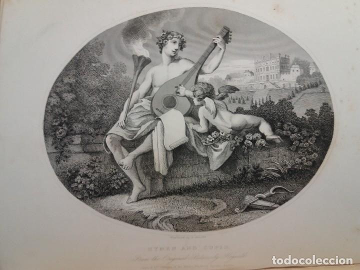 Libros antiguos: 2 FABULOSOS LIBROS LOS TRABAJOS DE WILLIAM HOGARTH MARAVILLOSA ENCUADERNACION GRABADOS 190 AÑOS - Foto 33 - 230632690