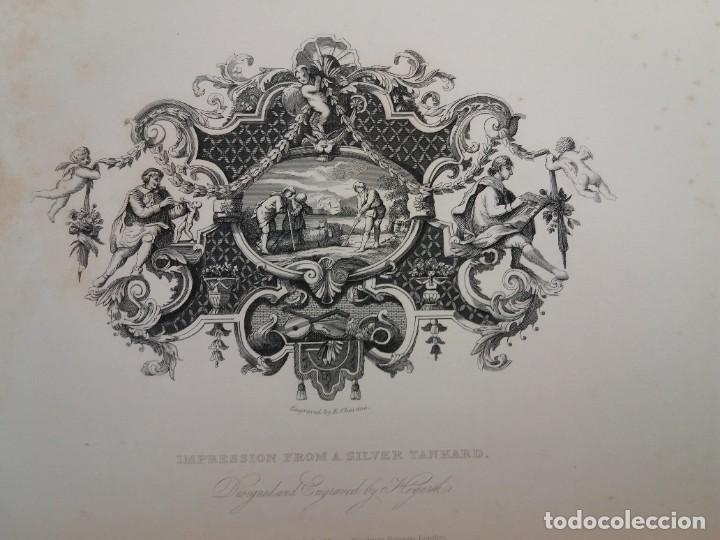 Libros antiguos: 2 FABULOSOS LIBROS LOS TRABAJOS DE WILLIAM HOGARTH MARAVILLOSA ENCUADERNACION GRABADOS 190 AÑOS - Foto 34 - 230632690