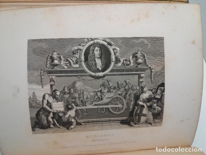 Libros antiguos: 2 FABULOSOS LIBROS LOS TRABAJOS DE WILLIAM HOGARTH MARAVILLOSA ENCUADERNACION GRABADOS 190 AÑOS - Foto 36 - 230632690
