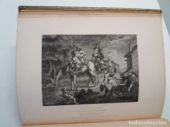 Libros antiguos: 2 FABULOSOS LIBROS LOS TRABAJOS DE WILLIAM HOGARTH MARAVILLOSA ENCUADERNACION GRABADOS 190 AÑOS - Foto 37 - 230632690