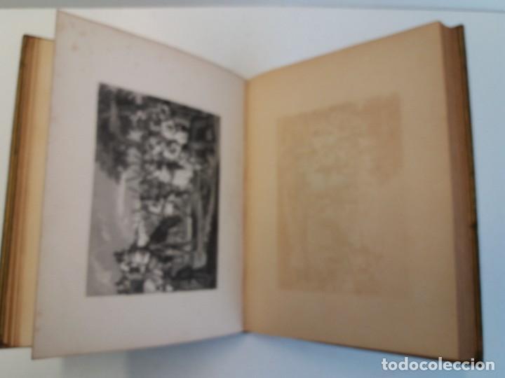 Libros antiguos: 2 FABULOSOS LIBROS LOS TRABAJOS DE WILLIAM HOGARTH MARAVILLOSA ENCUADERNACION GRABADOS 190 AÑOS - Foto 40 - 230632690