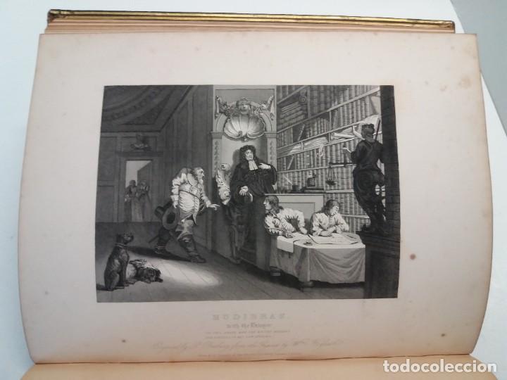Libros antiguos: 2 FABULOSOS LIBROS LOS TRABAJOS DE WILLIAM HOGARTH MARAVILLOSA ENCUADERNACION GRABADOS 190 AÑOS - Foto 44 - 230632690