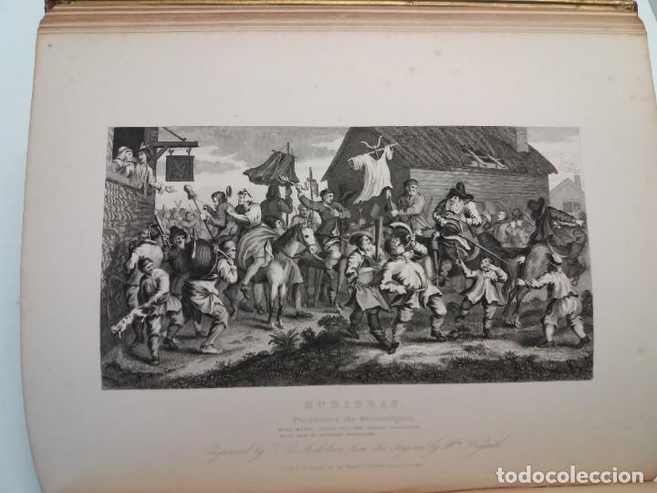 Libros antiguos: 2 FABULOSOS LIBROS LOS TRABAJOS DE WILLIAM HOGARTH MARAVILLOSA ENCUADERNACION GRABADOS 190 AÑOS - Foto 48 - 230632690
