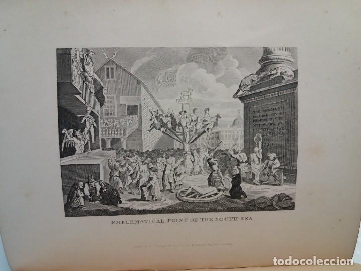 Libros antiguos: 2 FABULOSOS LIBROS LOS TRABAJOS DE WILLIAM HOGARTH MARAVILLOSA ENCUADERNACION GRABADOS 190 AÑOS - Foto 51 - 230632690