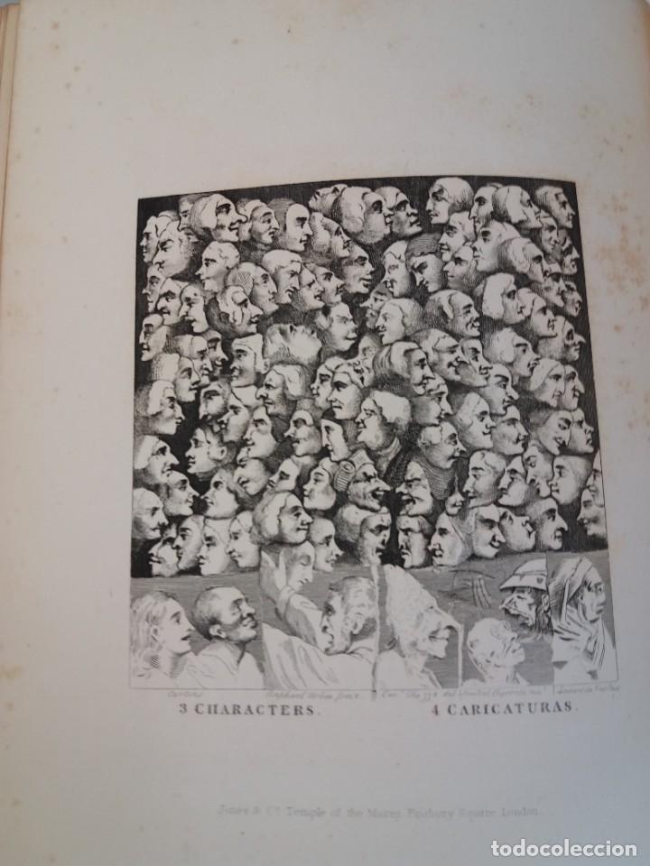 Libros antiguos: 2 FABULOSOS LIBROS LOS TRABAJOS DE WILLIAM HOGARTH MARAVILLOSA ENCUADERNACION GRABADOS 190 AÑOS - Foto 52 - 230632690