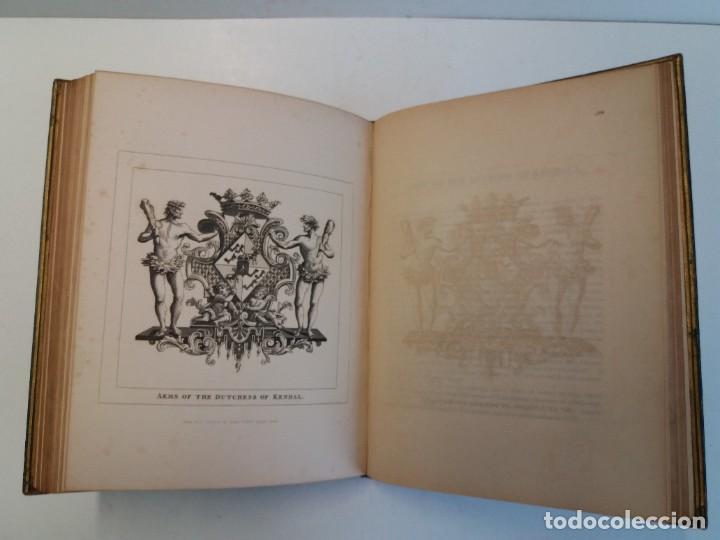Libros antiguos: 2 FABULOSOS LIBROS LOS TRABAJOS DE WILLIAM HOGARTH MARAVILLOSA ENCUADERNACION GRABADOS 190 AÑOS - Foto 73 - 230632690