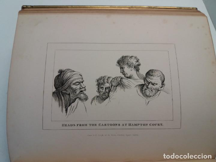 Libros antiguos: 2 FABULOSOS LIBROS LOS TRABAJOS DE WILLIAM HOGARTH MARAVILLOSA ENCUADERNACION GRABADOS 190 AÑOS - Foto 75 - 230632690