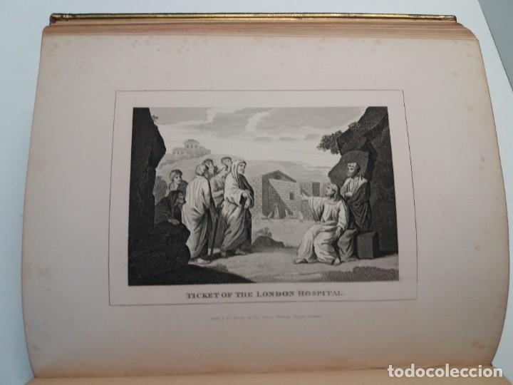 Libros antiguos: 2 FABULOSOS LIBROS LOS TRABAJOS DE WILLIAM HOGARTH MARAVILLOSA ENCUADERNACION GRABADOS 190 AÑOS - Foto 78 - 230632690