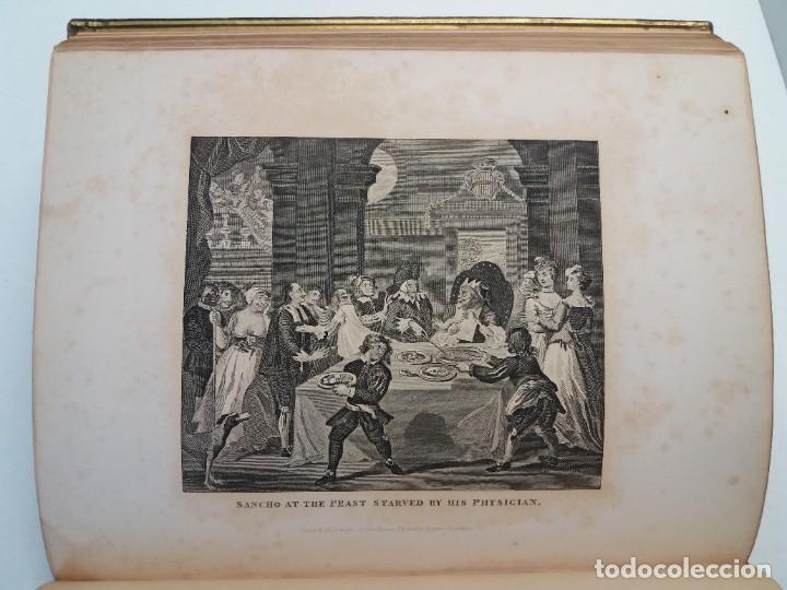 Libros antiguos: 2 FABULOSOS LIBROS LOS TRABAJOS DE WILLIAM HOGARTH MARAVILLOSA ENCUADERNACION GRABADOS 190 AÑOS - Foto 84 - 230632690