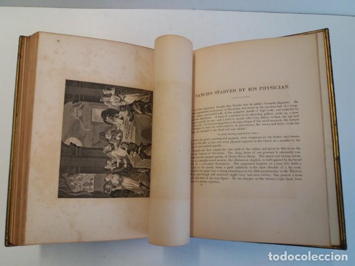 Libros antiguos: 2 FABULOSOS LIBROS LOS TRABAJOS DE WILLIAM HOGARTH MARAVILLOSA ENCUADERNACION GRABADOS 190 AÑOS - Foto 85 - 230632690
