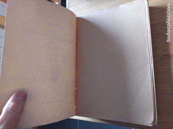 Libros antiguos: Retratos del museo del Prado, Junta de iconografia nacional, Imp. Cosano, 1919 - Foto 5 - 231125180
