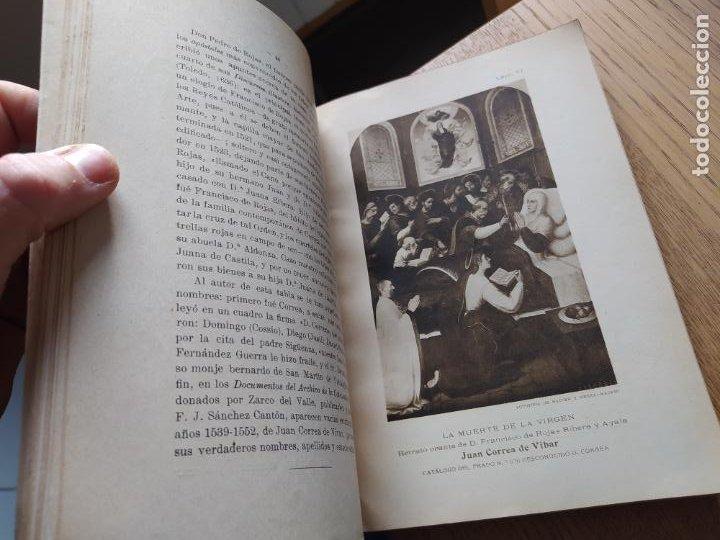 Libros antiguos: Retratos del museo del Prado, Junta de iconografia nacional, Imp. Cosano, 1919 - Foto 7 - 231125180