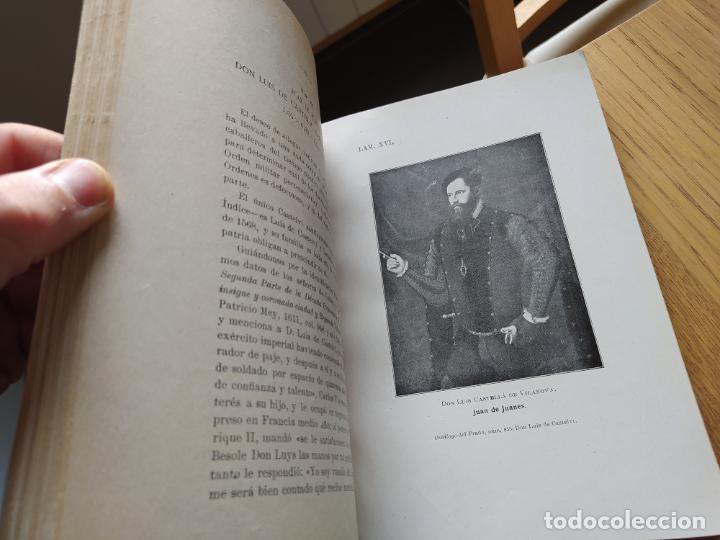 Libros antiguos: Retratos del museo del Prado, Junta de iconografia nacional, Imp. Cosano, 1919 - Foto 9 - 231125180