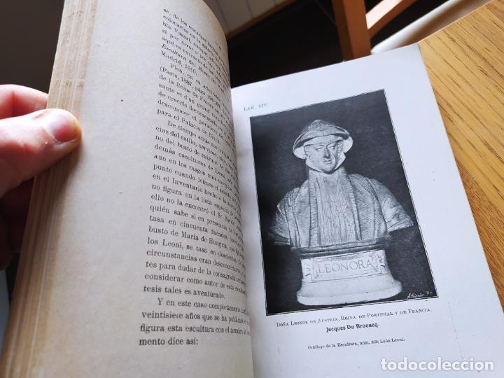 Libros antiguos: Retratos del museo del Prado, Junta de iconografia nacional, Imp. Cosano, 1919 - Foto 10 - 231125180