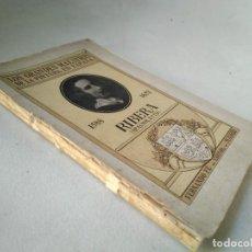 Libros antiguos: LOS GRANDES MAESTROS. RIBERA (SPAGNOLETTO). Lote 233495290