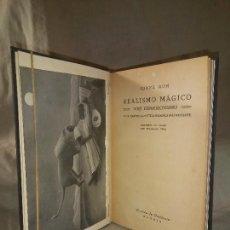 Libros antiguos: REALISMO MAGICO·POST EXPRESIONISMO - 1 EDIC.AÑO 1927 - FRANZ ROH - ILUSTRADO.. Lote 234462090