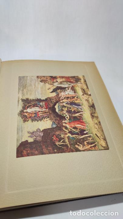Libros antiguos: Le louvre. Le musée et les chefs doeuvre de la peinture. Georges Lafenestre. Madrid. Circa 1920. - Foto 10 - 236141580