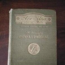 Libri antichi: ARS - UNA HISTORIA GENERAL DEL ARTE ESPAÑA Y PORTUGAL. 1920.. Lote 245266315
