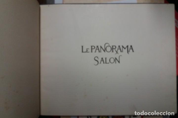 Libros antiguos: MARAVILLOSO ALBUM LE PANORAMA SALON PRECIOSOS CUADROS MAS DE 120 AÑOS GRAN FORMATO - Foto 122 - 220274280