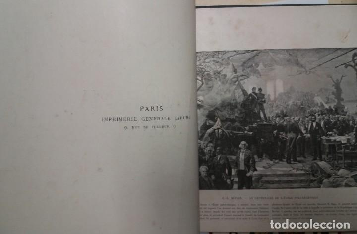 Libros antiguos: MARAVILLOSO ALBUM LE PANORAMA SALON PRECIOSOS CUADROS MAS DE 120 AÑOS GRAN FORMATO - Foto 123 - 220274280