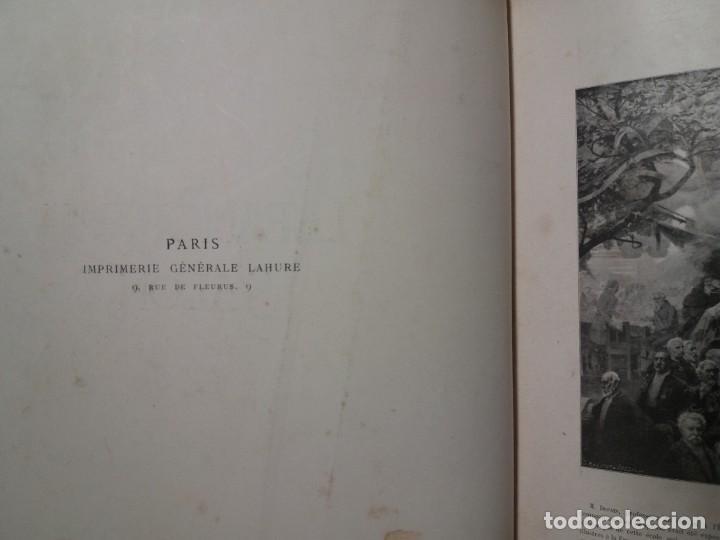 Libros antiguos: MARAVILLOSO ALBUM LE PANORAMA SALON PRECIOSOS CUADROS MAS DE 120 AÑOS GRAN FORMATO - Foto 124 - 220274280