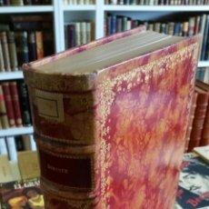 Libros antiguos: 1914 - JOSEPH DESTRÉE - HUGO VAN DER GOES - ENCUADERNACIÓN. Lote 247388690
