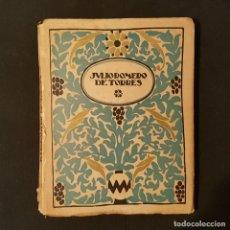 Libros antiguos: ALBUM DE ESTAMPAS 1930. EL ALMA CORDOBESA DE JULIO ROMERO DE TORRES. SIERRA,BENAVENTE,VALLE INCLÁN. Lote 251998605