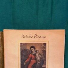 Libros antiguos: ROBERTO PIZANO.GREGORIO VAZQUEZ DE ARCE Y CEBALLOZ.PINTOR DEL LA CIUDAD DE SANTA FE DE BOGOTA...1926. Lote 257680445