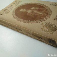 Libros antiguos: AÑO 1910: EXPOSICIÓN DE RETRATOS ANTIGUOS Y MODERNOS. Lote 257970390