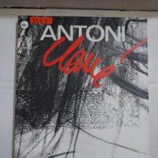 Libros antiguos: 39581 - ANTONI CLAUE OBRA GRAFICA - ED. MINISTERIO DE CULTURA - AÑO 1984. Lote 260638770