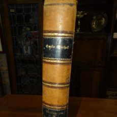 Libros antiguos: REMBRANDT LES CHEFS DE OEUBRE DE REMBRANDH 1606 A 1906 3º CENTENARIO. Lote 261621360