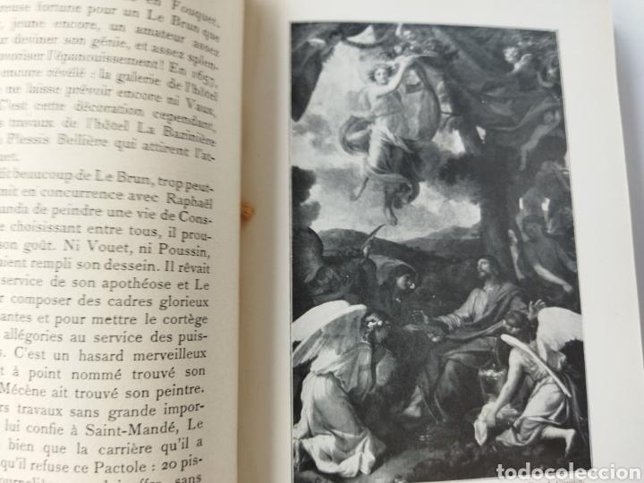 Libros antiguos: les Maitres de LArt .Charles Le Brun.Pierre Marcel 1930 - Foto 3 - 262492595