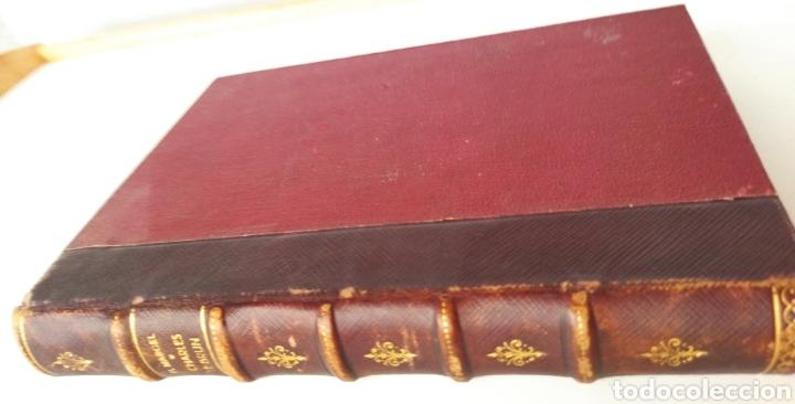 Libros antiguos: les Maitres de LArt .Charles Le Brun.Pierre Marcel 1930 - Foto 2 - 262492595