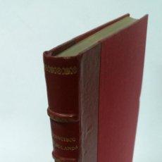 Libros antiguos: 1921 - FRANCISCO DE HOLANDA / MANUEL DENIS - DE LA PINTURA ANTIGUA. Lote 262808245
