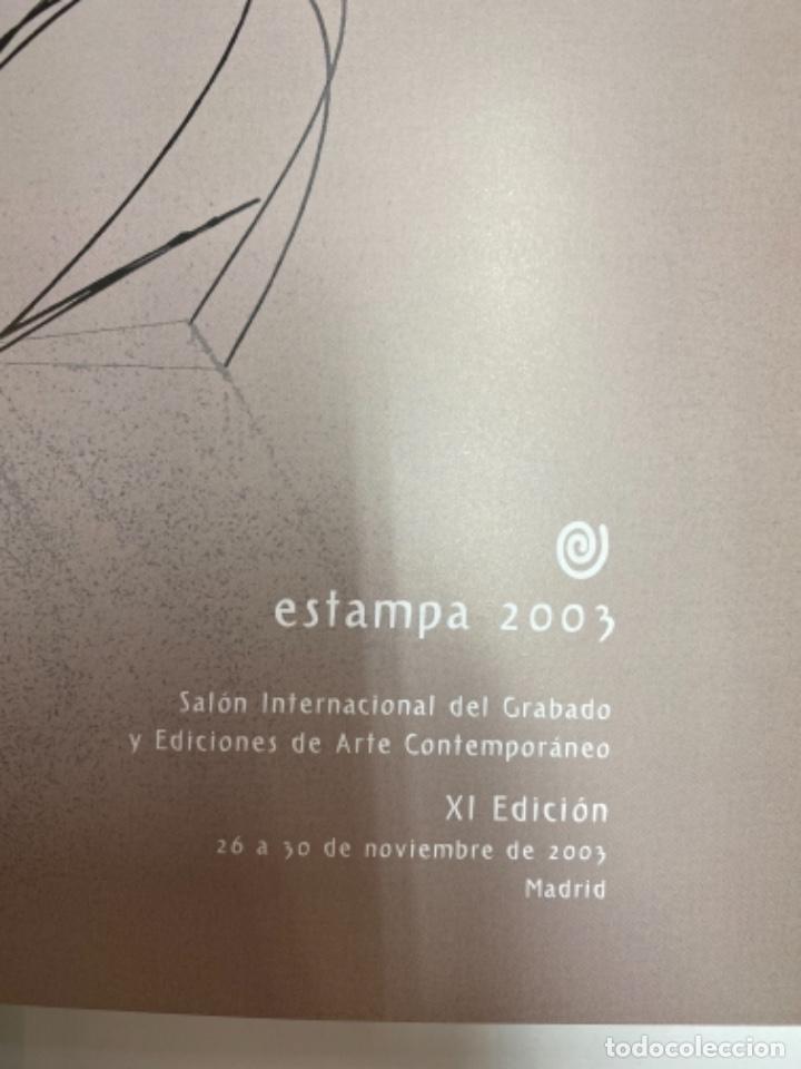 Libros antiguos: Estampa 2003 - Foto 2 - 263136580