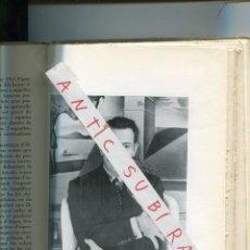 Libros antiguos: 1953 MARIA FORTUNY GASPAR MIRO JOAQUIN SUNYER GARGALLO MARIA ANDREU JOSEP LLORENS MIRO DALI TRISTANY. Lote 58334769