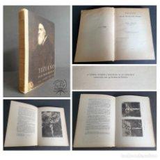 Libros antiguos: TIZIANO EN EL MUSEO DEL PRADO. POR PEDRO BEROQUI. EJEMPLAR 308 DE 500. 1946. Lote 266930494