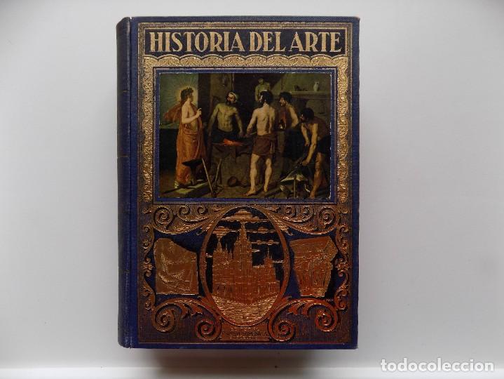 LIBRERIA GHOTICA. J.F. RAFOLS. HISTORIA DEL ARTE. ED. SOPENA 1936. MUY ILUSTRADO. (Libros Antiguos, Raros y Curiosos - Bellas artes, ocio y coleccion - Pintura)