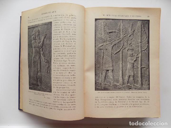 Libros antiguos: LIBRERIA GHOTICA. J.F. RAFOLS. HISTORIA DEL ARTE. ED. SOPENA 1936. MUY ILUSTRADO. - Foto 4 - 267671409