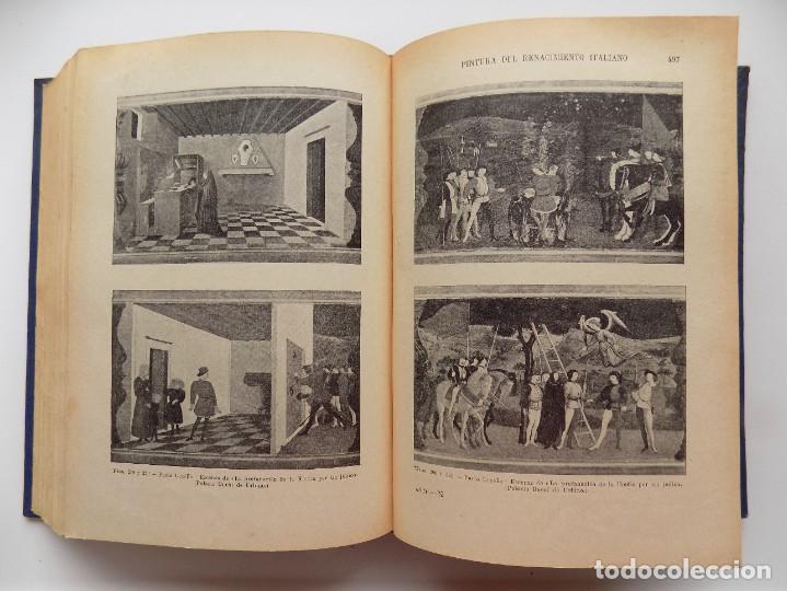 Libros antiguos: LIBRERIA GHOTICA. J.F. RAFOLS. HISTORIA DEL ARTE. ED. SOPENA 1936. MUY ILUSTRADO. - Foto 6 - 267671409