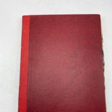 Libros antiguos: LA MODA ELEGANTE ILUSTRADA.TRAJE CARNAVAL.52 GRABADOS AL ACERO Y LITOGRAFICO ILUMINADOS A MANO. 1898. Lote 268284939