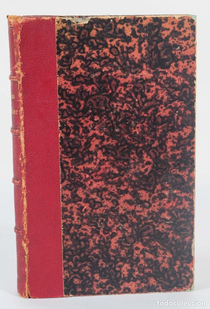 Libros antiguos: Velazquez et ses oeuvres - William Stirling - J.Renouard libraire 1865 - Foto 3 - 269748223
